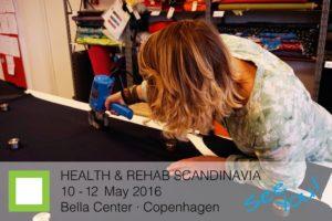 Huset Venture med på Health & Rehab Scandinavia 2016