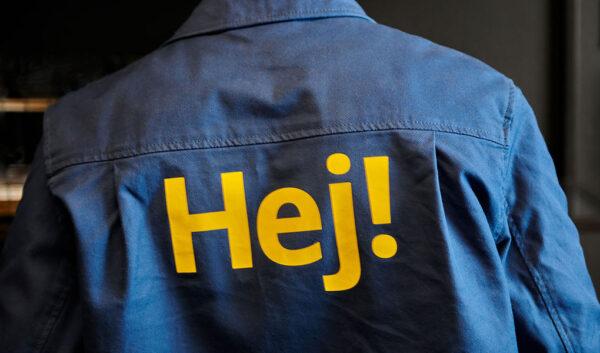 HUSET VENTURE SYR BÆREDYGTIGE POSER FOR IKEA GENTOFTE